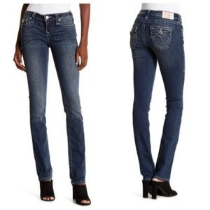 True Religion Becky Big T World Tour Jeans